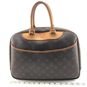 Louis Vuitton Deauville Monogram M47270 LV Handbag